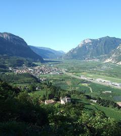 Fra Trento e Rovereto