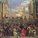 particolare - Paolo Veronese - Le nozze di Cana  (1562 – 1563)