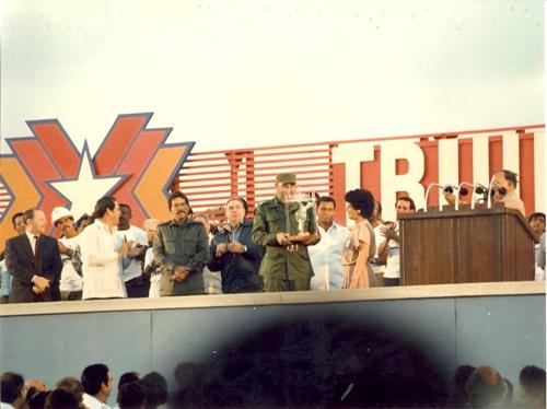 Il discorso di Fidel Castro il 4 gennaio 1989